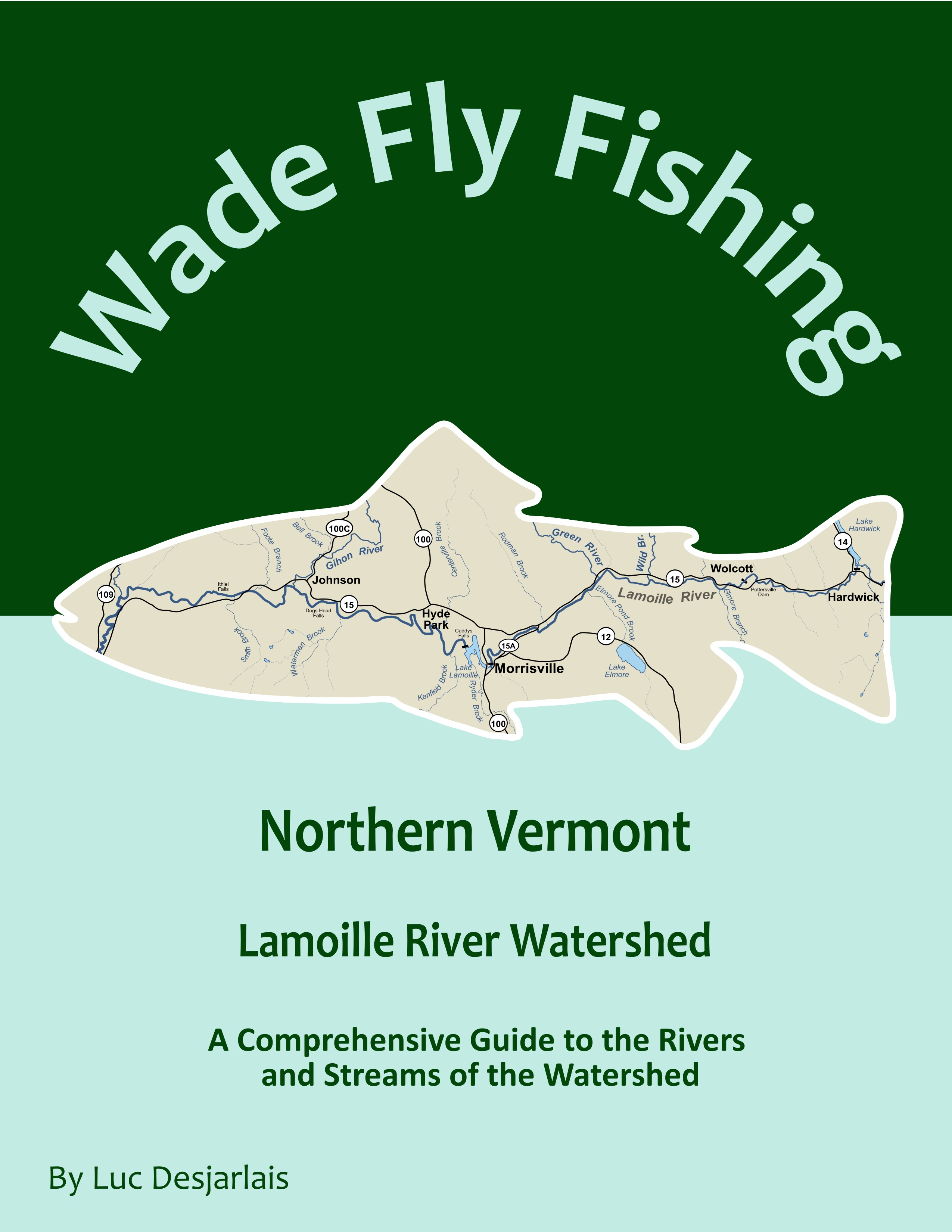 Front Cover Lamoille Watershed