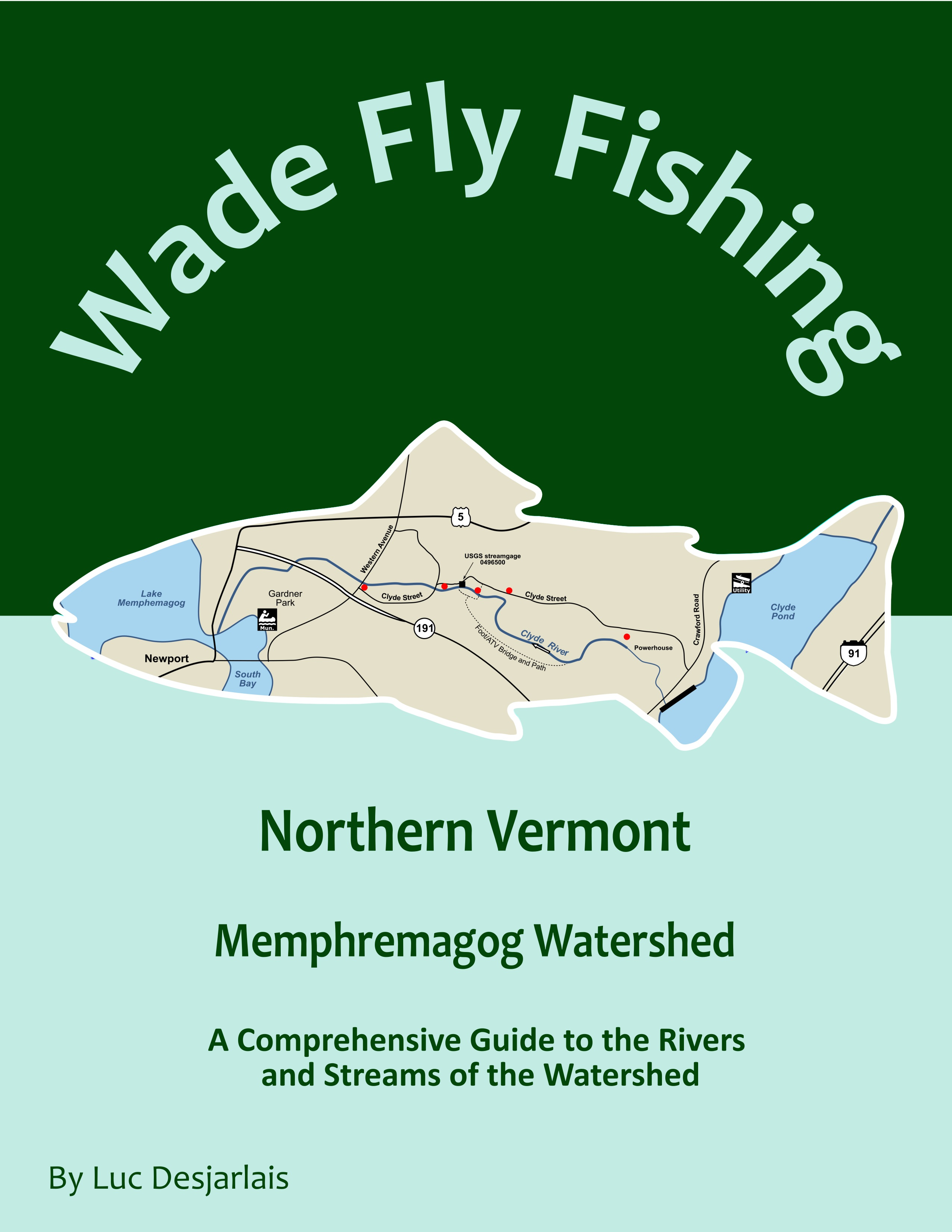 Front Cover Memphremagog Watershed